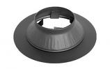 SuperPro 2100 6'' Black Ceiling Support