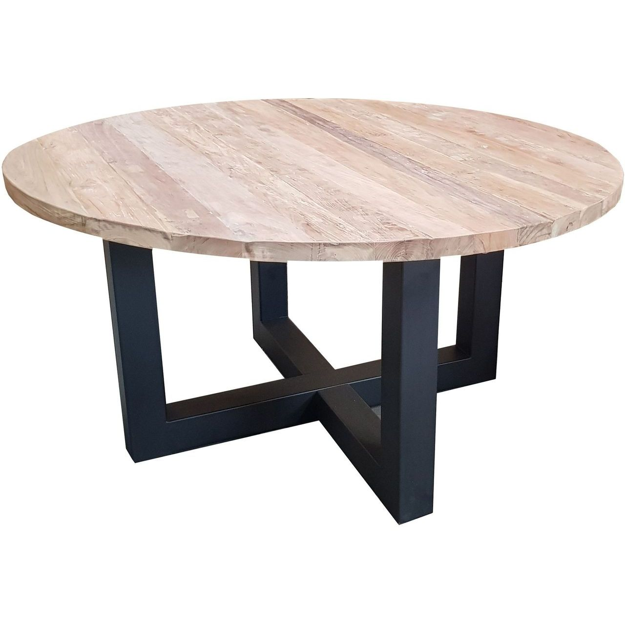 "Padma Giorgia 59"" Reclaimed Teak Dining Table"