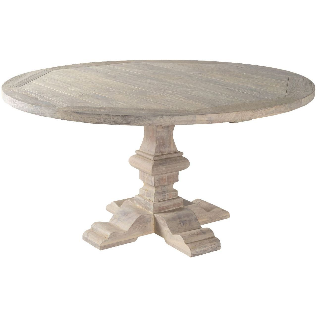 Padma Outdoor Palmetto Dining Table