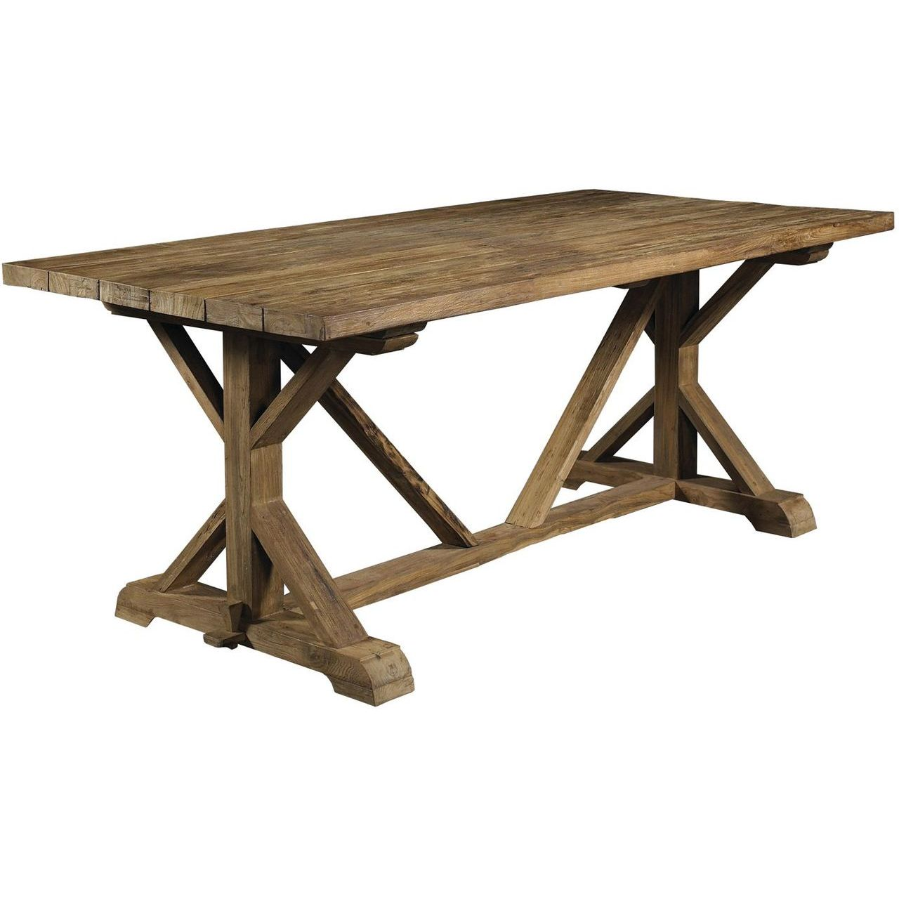 Padma Xena Reclaimed Outdoor Teak Dining Table