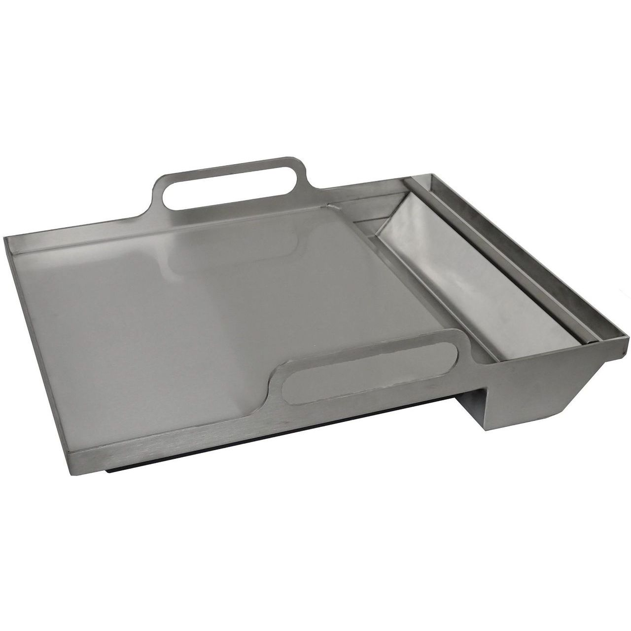 RCS Dual Plate Stainless Steel Griddle For Cutlass Pro RON Grills