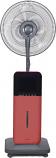 CoolZone CZ500 Ultrasonic Dry Misting Fan w/ Bluetooth CZ500R