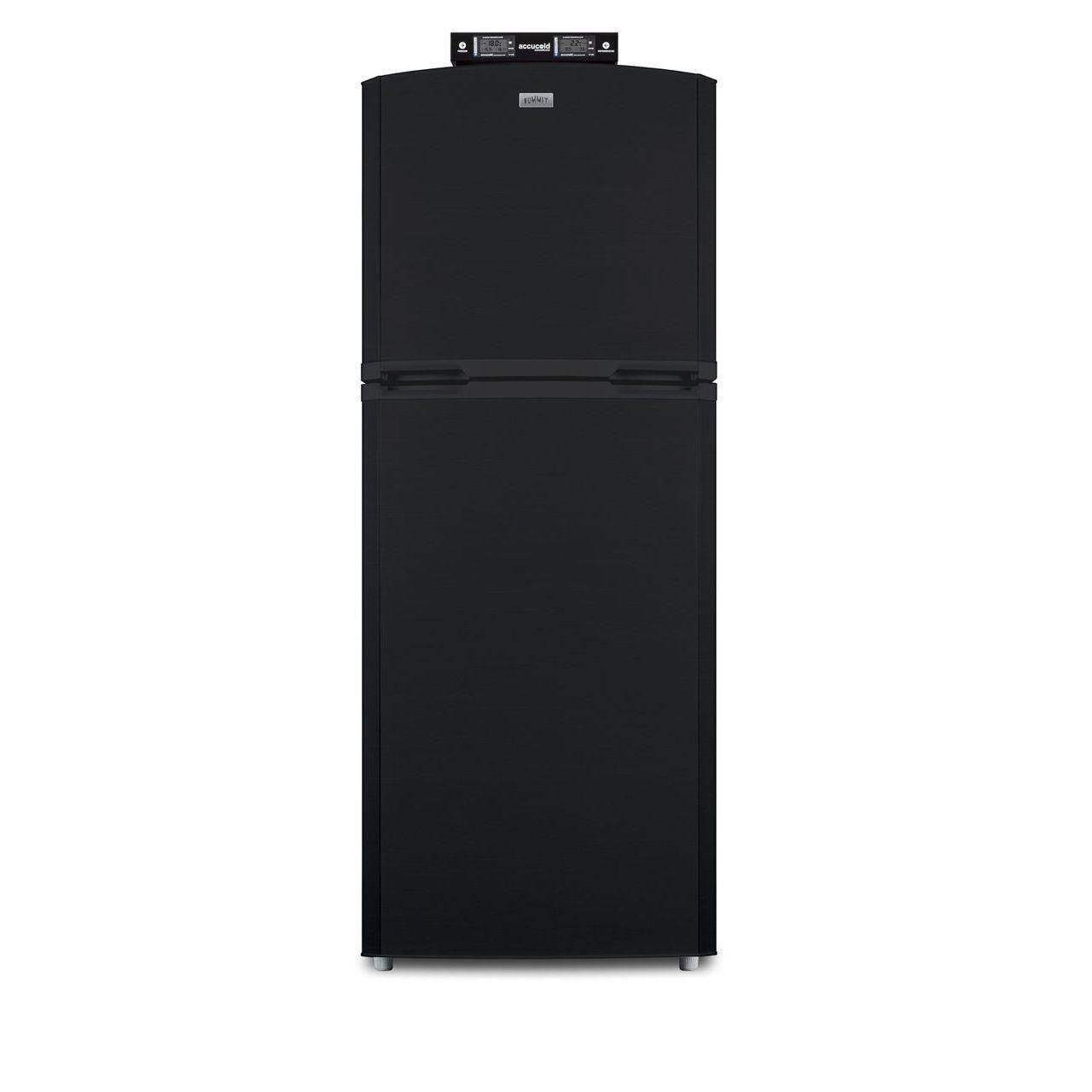 """Summit 26"""" Wide Break Room Refrigerator/Freezer - Right Door"""