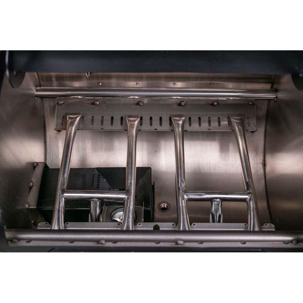 Black Earth Retro Grill Gas Burner Kit