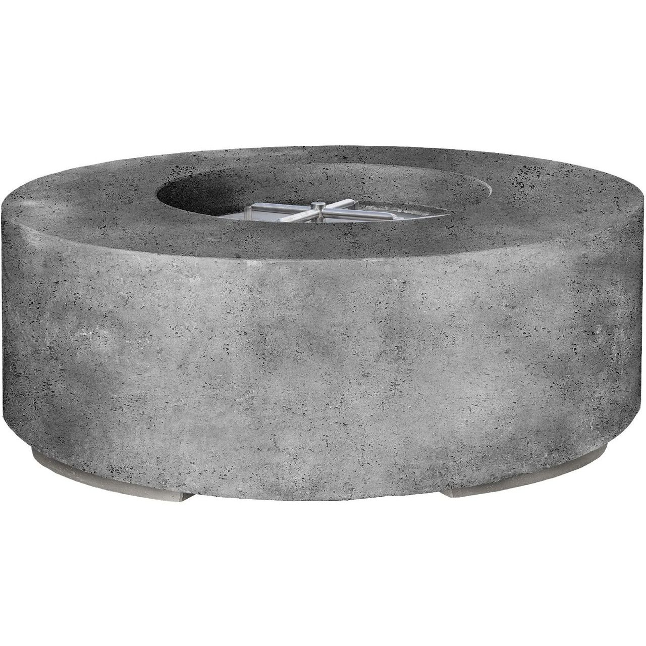 Prism Hardscapes Rotondo Fire Bowl in Pewter - LP