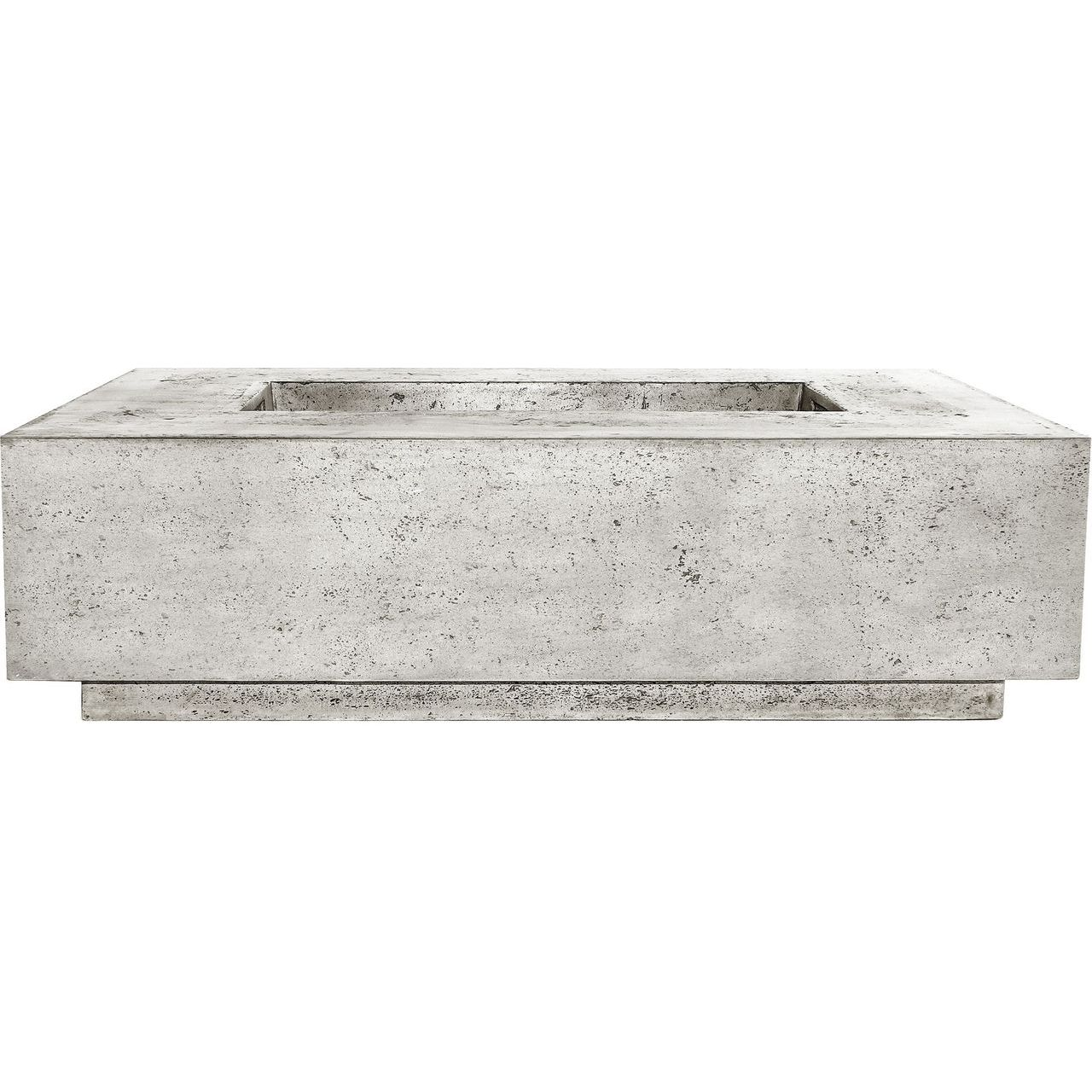 Prism Hardscapes Tavola 1 Fire Table in Natural - NG