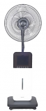 CoolZone CZ500 Ultrasonic Dry Misting Fan w/ Bluetooth CZ500W