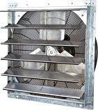 "iLiving 24"" Variable Speed Shutter Exhaust Fan"