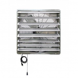 "iLiving 30"" Shutter Exhaust Attic Garage Grow Ventilation Fan"