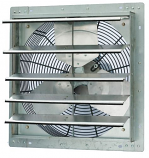 "iLiving 18"" Single Speed Shutter Exhaust Fan"