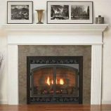 "Empire MFL52PG Profile 52"" Mantel - Primed"