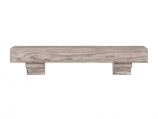 "Shenandoah 60"" Mantel Shelf - Distressed Farmhouse Finish"