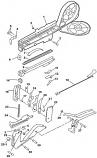 Zenport ZLT9915-22Set Tapener Replacement Tape Catch Unit