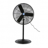 "iLiving 30"" Commercial Pedestal Floor Fan"