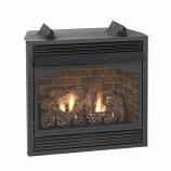 "Empire Vent-Free 24"" NG Millivolt Control Fireplace"