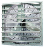 "iLiving 36"" Single Speed Shutter Exhaust Fan"