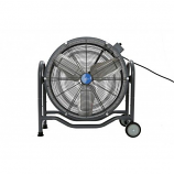 "iLiving 24"" BLDC Air Circulator High Velocity Floor Fan"