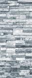 American Chimney Supplies Decorative Chimney Housing Kit - Stone Grey