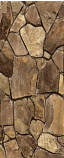 American Chimney Supplies Decorative Chimney Housing Kit - Stone 5