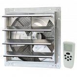 "iLiving 16"" Smart Remote Shutter Exhaust Fan with Variable Speed"