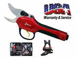 "Zenport EP3 1.35"" Cut Battery Powered Electric ePruner"