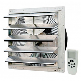 """iLiving 18"""" Smart Remote Shutter Exhaust Fan with Variable Speed"""