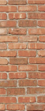American Chimney Supplies Decorative Chimney Housing Kit - Red Brick 4