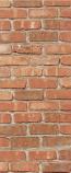 American Chimney Supplies Decorative Chimney Housing Kit - Red Brick 4