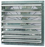 "iLiving 30"" Single Speed Shutter Exhaust Fan"