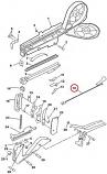 Zenport ZLT10 MAX Tapener Pusher Unit