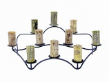Contours Hearth Candelabra By Minuteman