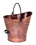 C85- Coal Hod / Pellet Bucket - Small